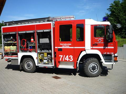 Feuerwehr Wambach - LF 10/6 KatS